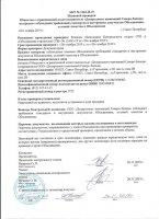 АКТ 1462-П-19 проверки Dinw.ru на соблюдение требований стандартов, внутренних документов и условий членства в Объединении